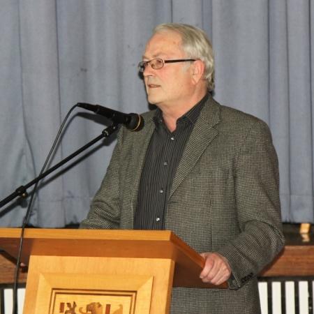 CDU-Fraktionsvorsitzender Werner Waßmuth