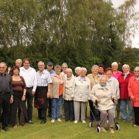 Grillfest mit dem Familien- und Seniorenrat Lohra