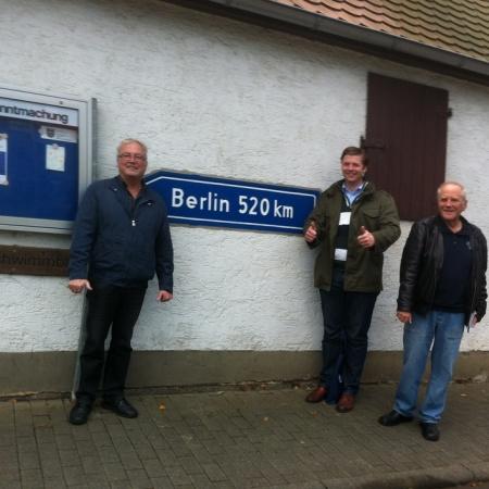 Dr. Stefan Heck MdB unterwegs in Lohra