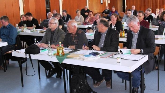 Konstituierende Sitzung der Gemeindevertretung