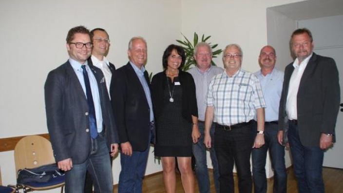 Werner Waßmuth, Lohra, führt auch künftig die Verbandsversammlung des Müllabfuhrzweckverbandes Biedenkopf