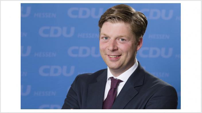 Bundestagsabgeordneter Dr. Stefan Heck MdB